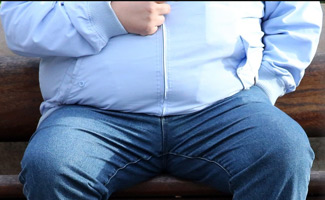 Obese people feel pain much more than thinner people
