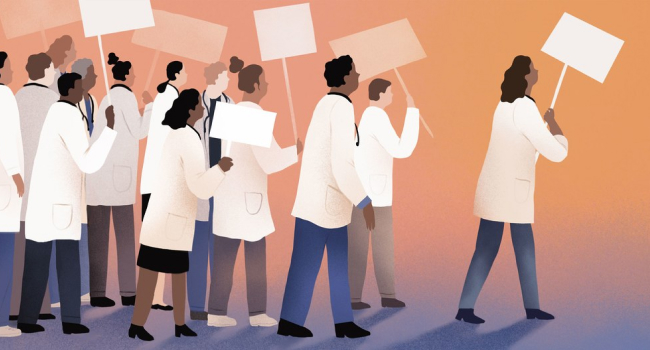 Why Doctors Should Organize