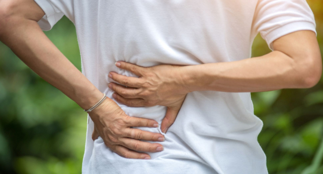 Central Sensitization in Chronic Low Back Pain and Comorbid Fibromyalgia